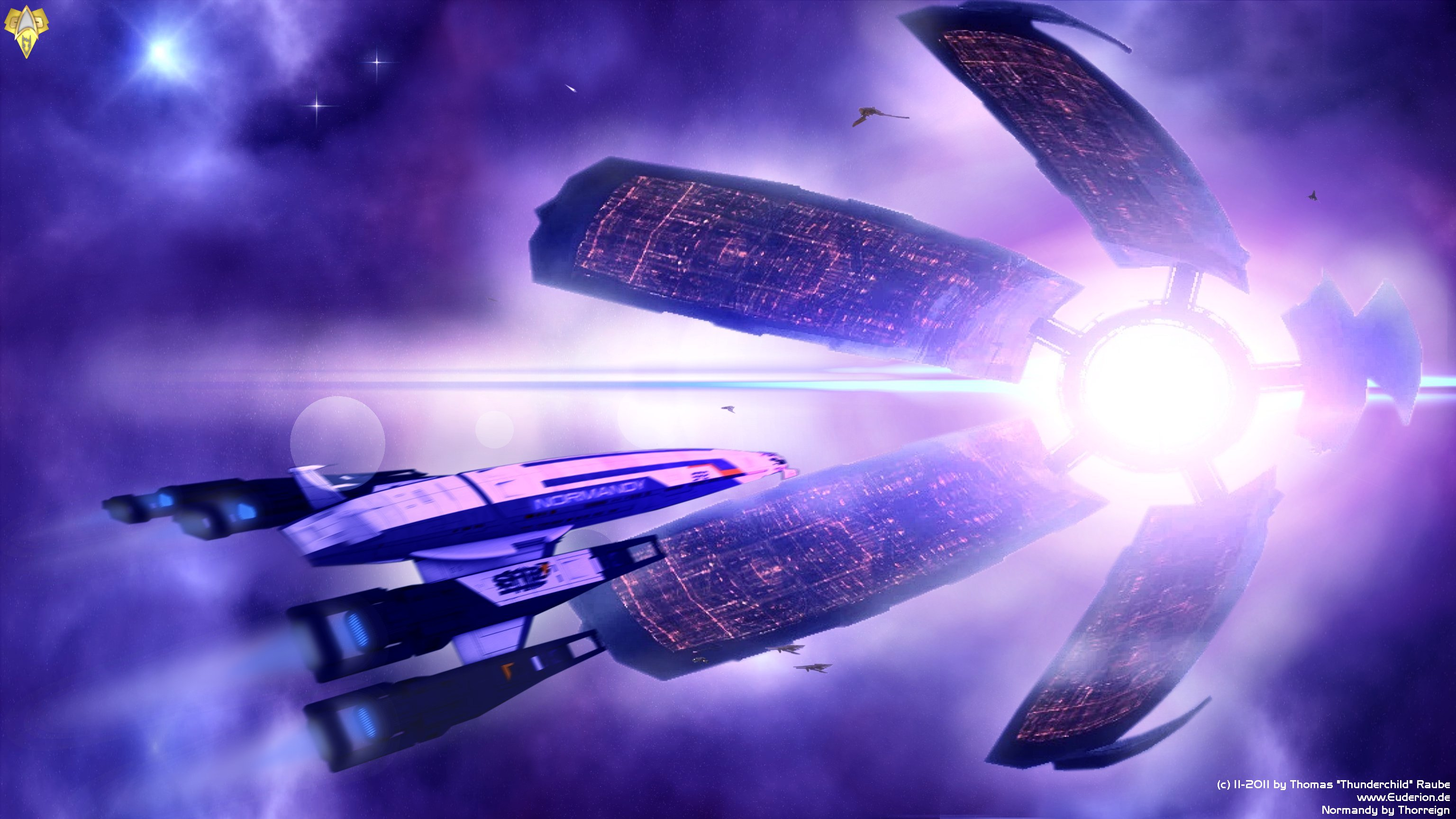 The Citadel Full HD Wallpaper and Background | 3072x1728 ...