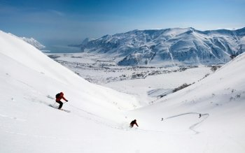 Deporte - Skiing Wallpapers and Backgrounds ID : 230612