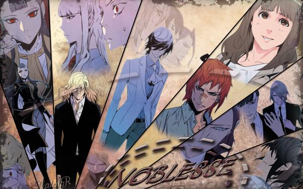 Anime Noblesse Fondo de pantalla HD | Fondo de Escritorio