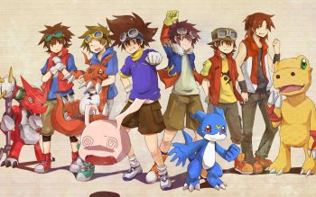 Anime - Digimon Wallpapers and Backgrounds ID : 231470