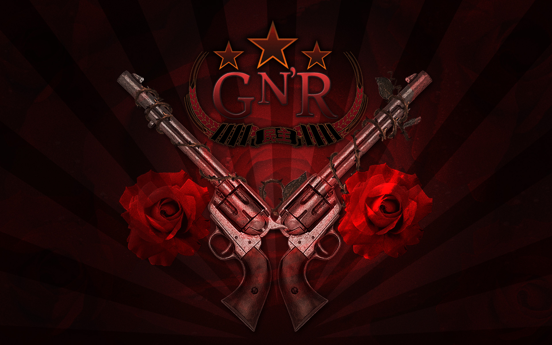 Guns N Roses Wallpaper/Background 1920 x 1200 - Id: 232410 - Wallpaper