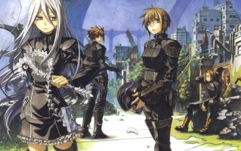 Anime - Chrome Shelled Regios Wallpapers and Backgrounds ID : 232012