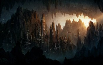 Fantasy - City Wallpapers and Backgrounds ID : 232422