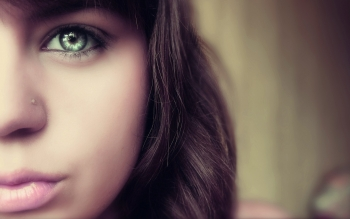 Women - Eye Wallpapers and Backgrounds ID : 232900