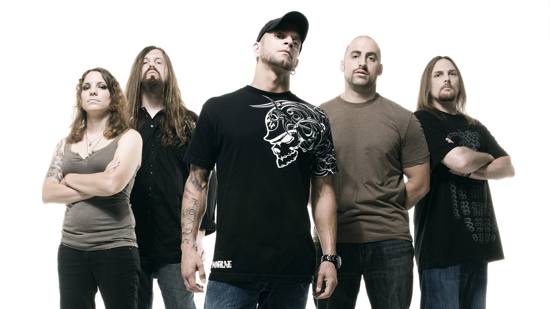5 All That Remains HD Wallpape...