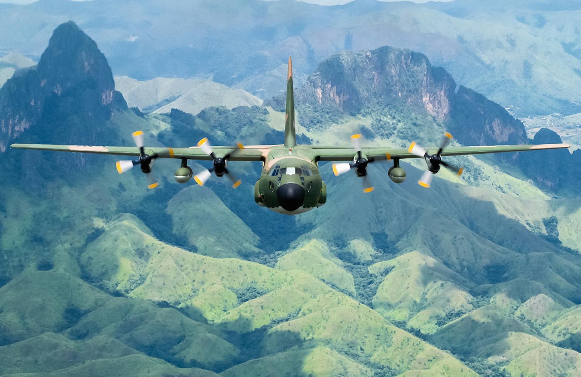 Обои C-130k, самолеты, hercules, военно-транспортные. Авиация foto 9