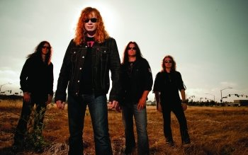 Music - Megadeth Wallpapers and Backgrounds