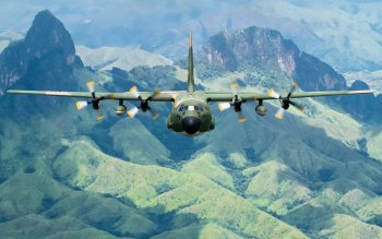 Military - Lockheed C-130 Hercules Wallpapers and Backgrounds ID : 233552
