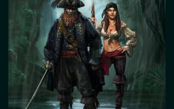 Fantasy - Pirate Wallpapers and Backgrounds ID : 233990