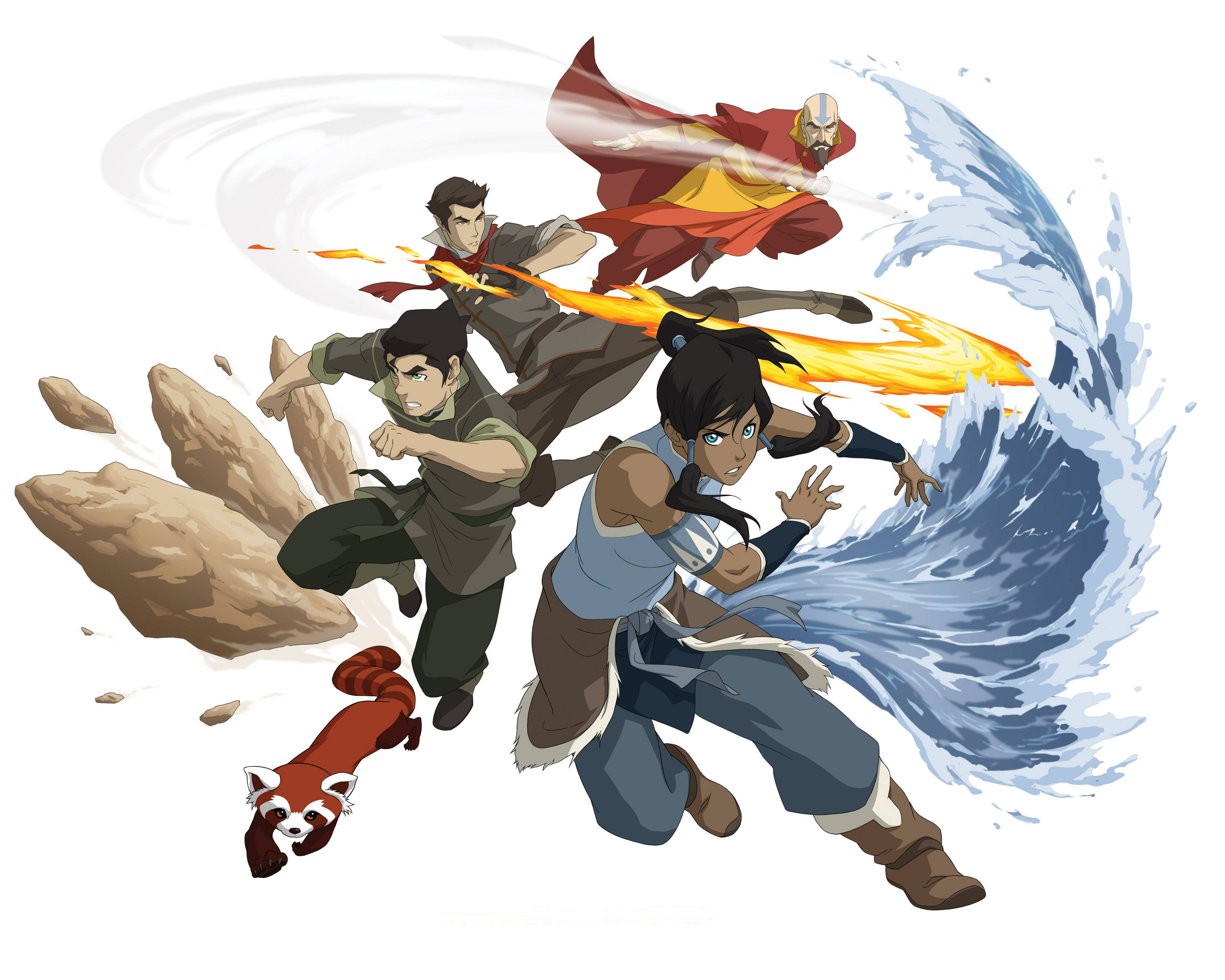 25 Avatar: The Legend Of Korra Wallpapers | Avatar: The Legend Of ...