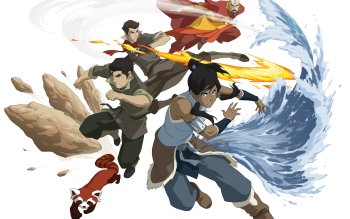 Anime - Avatar: The Legend Of Korra Wallpapers and Backgrounds ID : 234412