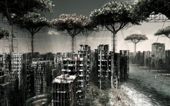 Sci Fi - Post Apocalyptic Wallpapers and Backgrounds ID : 234742