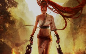 Video Game - Heavenly Sword Wallpapers and Backgrounds ID : 235772