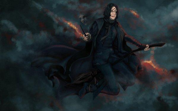 Movie Harry Potter Severus Snape Alan Rickman HD Wallpaper | Background Image