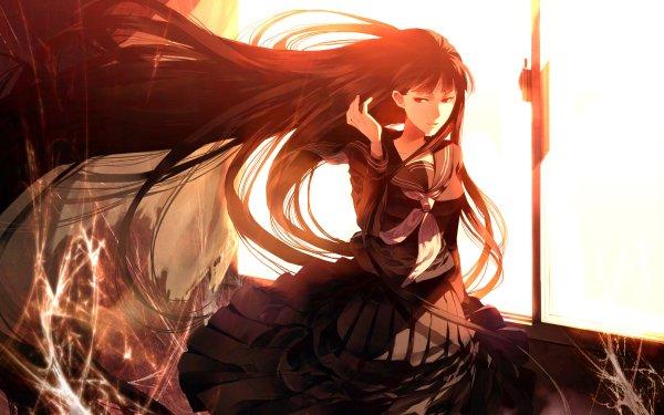 Anime Atlach-Nacha Hirasaka Hatsune HD Wallpaper   Background Image