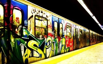 Artistic - Graffiti Wallpapers and Backgrounds ID : 237102