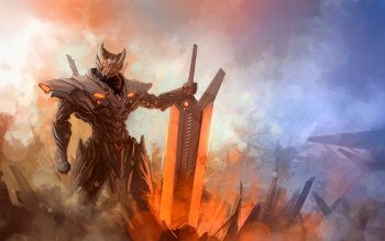 Fantasy - Warrior Wallpapers and Backgrounds ID : 237132
