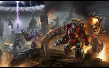 Video Game - Transformers Wallpapers and Backgrounds ID : 237782