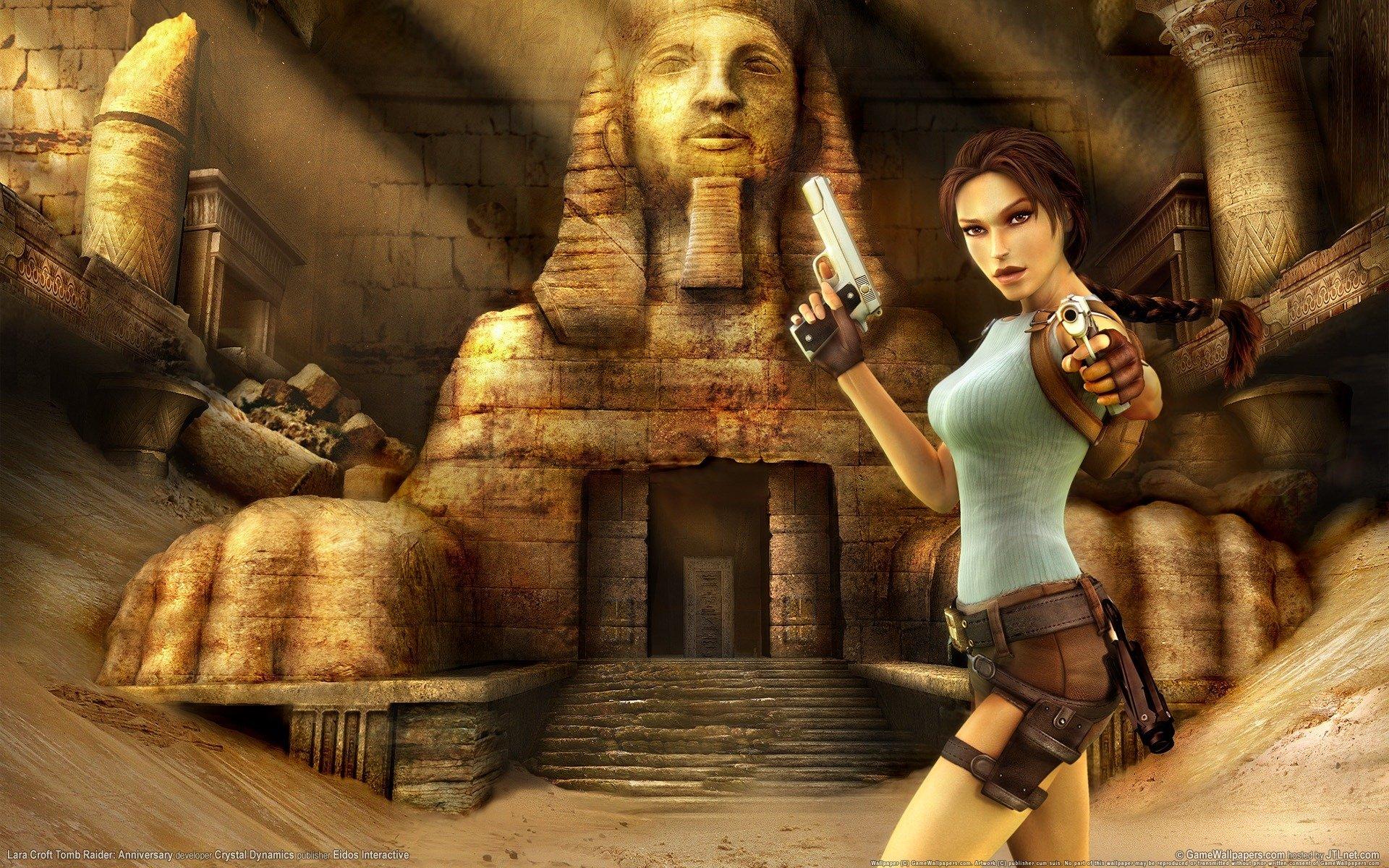 Tomb Raider Papel De Parede HD