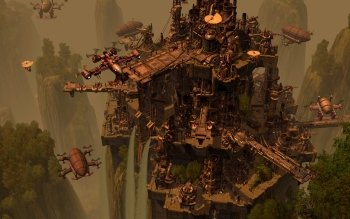 Sci Fi - Steampunk Wallpapers and Backgrounds ID : 238340