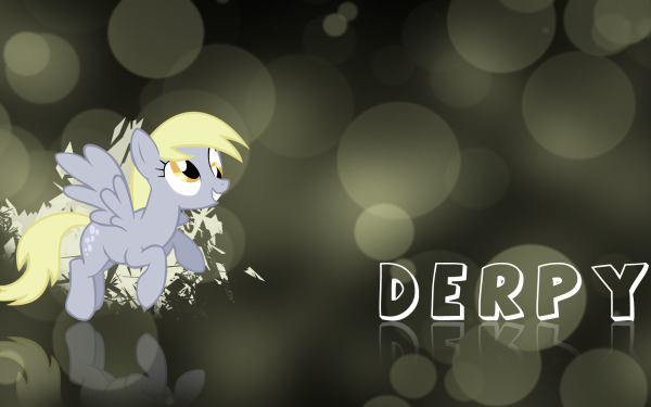 TV Show My Little Pony: Friendship is Magic My Little Pony Grey Derpy Hooves Vector HD Wallpaper | Background Image