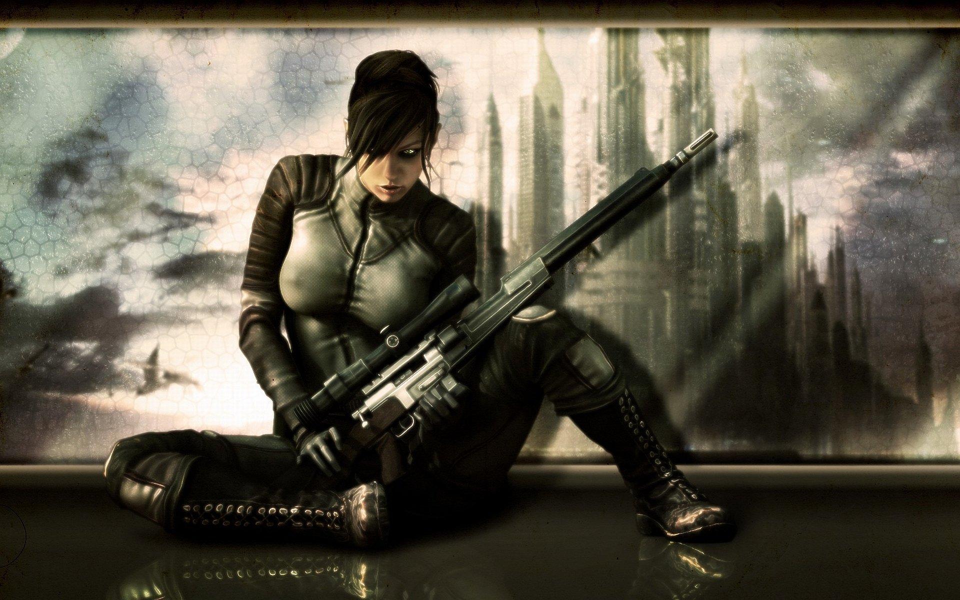 download wallpaper female warrior - photo #37