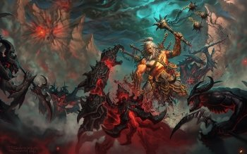 Компьютерная игра - Diablo III Wallpapers and Backgrounds ID : 239522