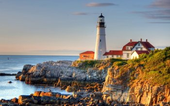Man Made - Lighthouse Wallpapers and Backgrounds ID : 240032