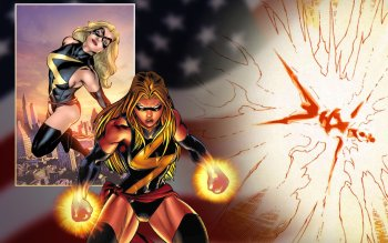 Comics - Ms Marvel Wallpapers and Backgrounds ID : 240780