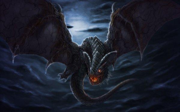 Fantaisie Dragon Fond d'écran HD | Image