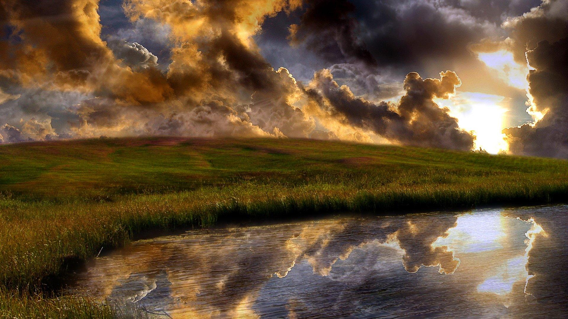 Earth - Landscape  Wallpaper