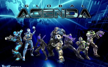 Video Game - Global Agenda Wallpapers and Backgrounds ID : 241882