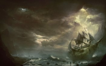Fantasy - Ship Wallpapers and Backgrounds ID : 242430