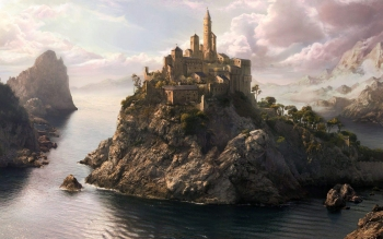 Fantasy - Castle Wallpapers and Backgrounds ID : 242460