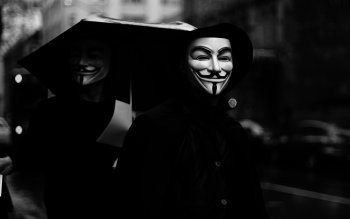 Dark - Anonymous Wallpapers and Backgrounds