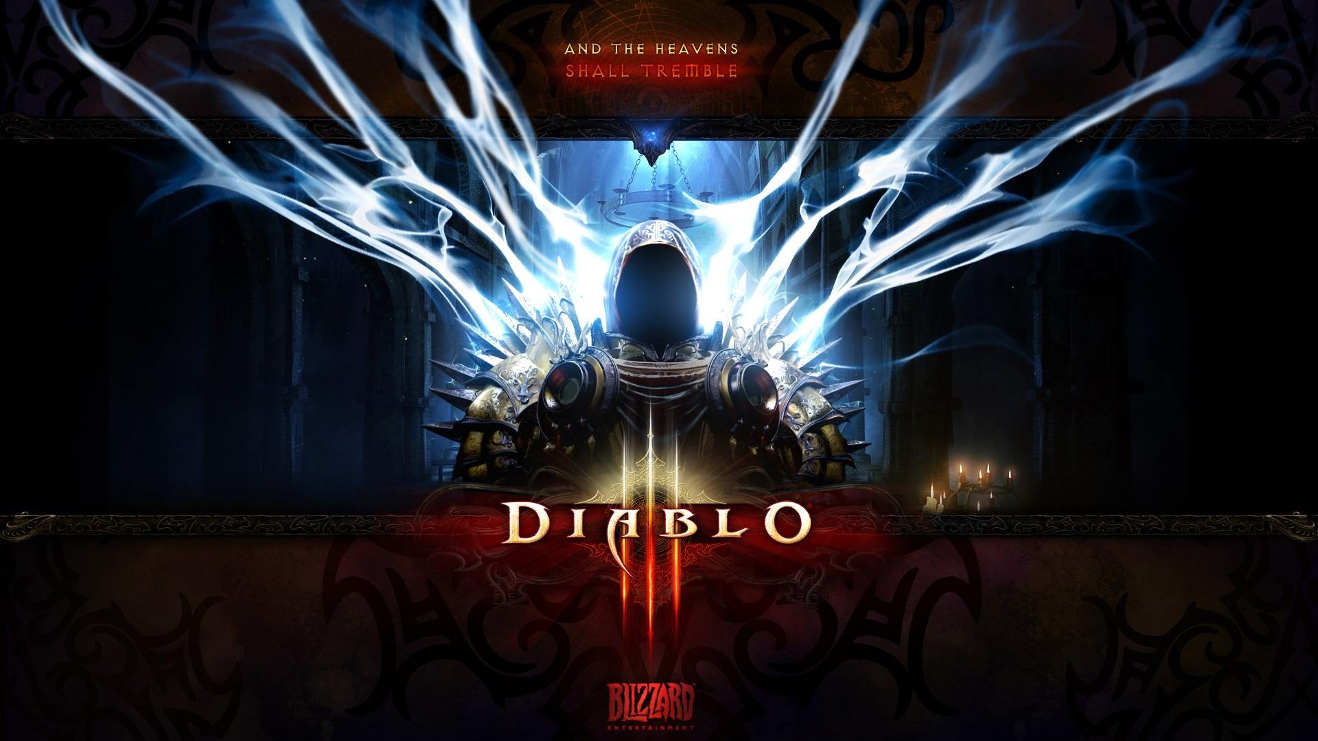Video Game - Diablo III  Video Game Tyrael Wallpaper