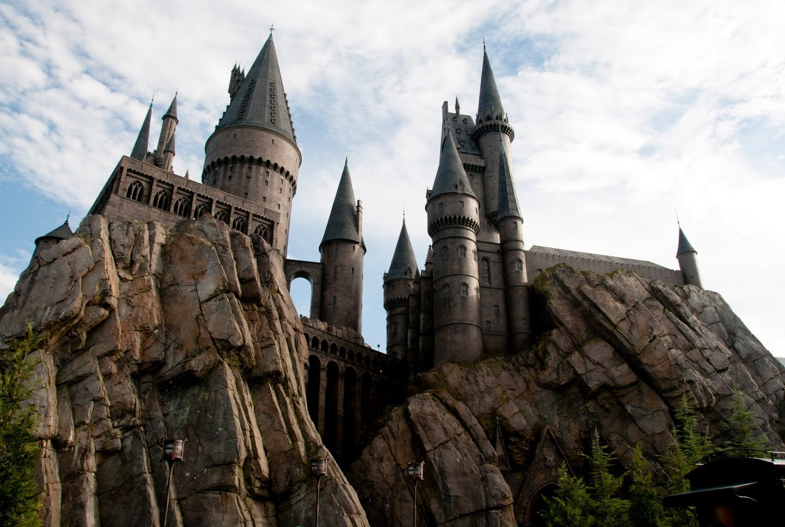 hogwarts castle wallpaper and background 1600x1074 id