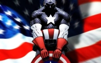 Comics - Captain America Wallpapers and Backgrounds ID : 246522