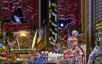 Music - Iron Maiden Wallpapers and Backgrounds ID : 246572