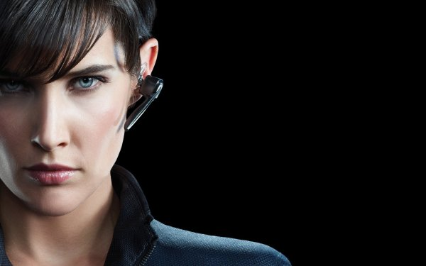 Movie The Avengers Cobie Smulders Maria Hill HD Wallpaper | Background Image