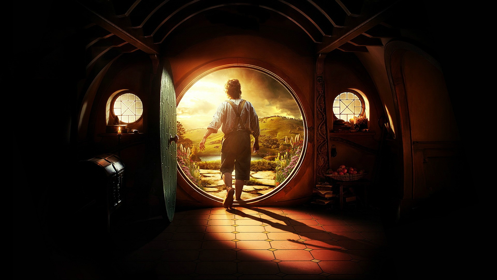 the hobbit: an unexpected journey hd wallpaper | background image
