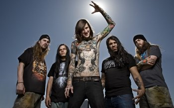Music - Suicide Silence Wallpapers and Backgrounds ID : 248332