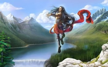 Fantasie - Elf Wallpapers and Backgrounds ID : 248752