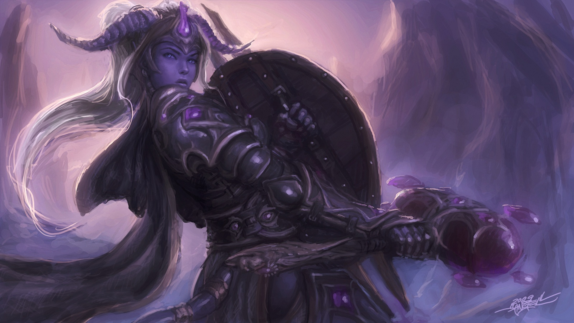Paladin dyah hd wallpaper background image 1920x1080 - World of warcraft images ...