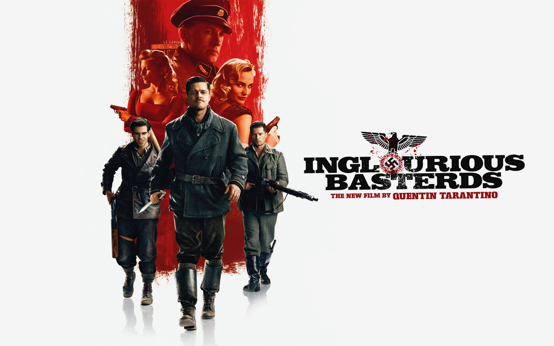 Inglourious Basterds Full HD Wallpaper and Background ...