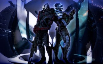 Computerspiel - Mass Effect Wallpapers and Backgrounds ID : 249122