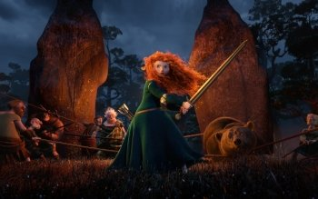 Cartoon - Brave Wallpapers and Backgrounds ID : 249530