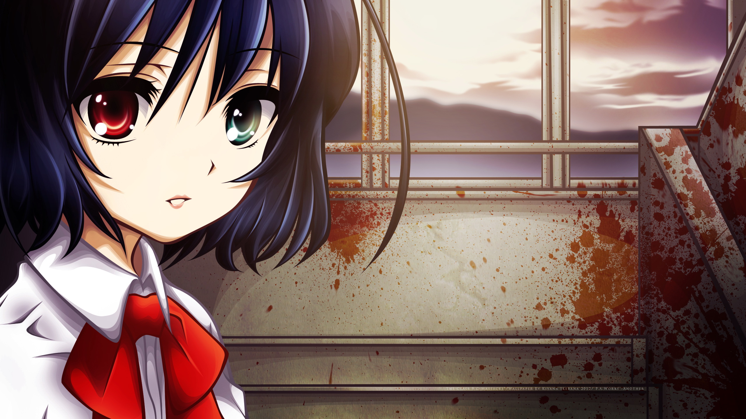76 another hd wallpapers backgrounds wallpaper abyss - Another anime hd wallpaper ...
