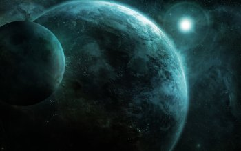Sci Fi - Planets Wallpapers and Backgrounds ID : 250