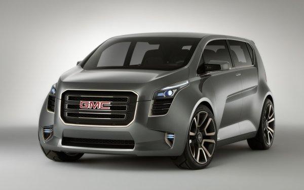 Vehicles GMC HD Wallpaper | Background Image